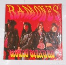 Discos de vinilo: RAMONES. MONDO BIZARRO. LP. TDKDA21. Lote 103672667