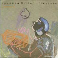 Discos de vinilo: SPANDAU BALLET ‎– PLEASURE SINGLE. Lote 103675611