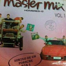 Discos de vinilo: HOMBRES G ... POR MIKE PLETINAS - MASTER MIX (JUMP, 1986). Lote 103677563