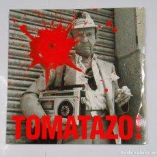 Discos de vinil: TOMATAZO. DOBLE LP. - LOS INHUMANOS / LAIN / DESMADRE 75 / LOS COLEGAS / LOS TOREROS MUERTOS TDKDA36. Lote 103679911