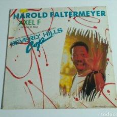 Discos de vinilo: HAROLD FALTERMEYER - AXEL F. Lote 103690966