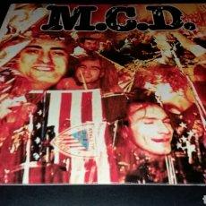 Discos de vinilo: M.C.D-M.C.D- OIHUKA 1993.O-242.ROCK RADIKAL VASCO.. Lote 103698506