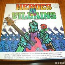 Disques de vinyle: HEROES & WILLIAMS LP....................A. Lote 103702083
