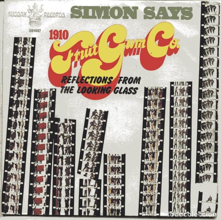 1910 FRUIT GUM CO. / SIMONS SAYS + 1 (SINGLE 1968) (Música - Discos - Singles Vinilo - Pop - Rock Extranjero de los 50 y 60)