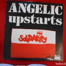 Discos de vinilo: ANGELIC UPSTARTS. Lote 103703135