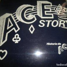 Discos de vinilo: ACE STORY LP -VARIOS INTERPRETES - EDICION ESPAÑOLA - CHISWICK RECORDS 1980 - STEREO -. Lote 103705635