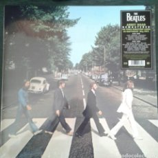 Discos de vinilo: THE BEATLES ABBEY ROAD-LP. REMASTERED 180GM. Lote 103716255