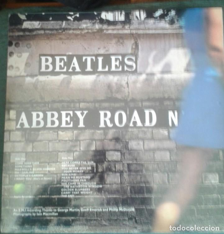 Discos de vinilo: The Beatles Abbey Road-LP. Remastered 180gm - Foto 2 - 103716255