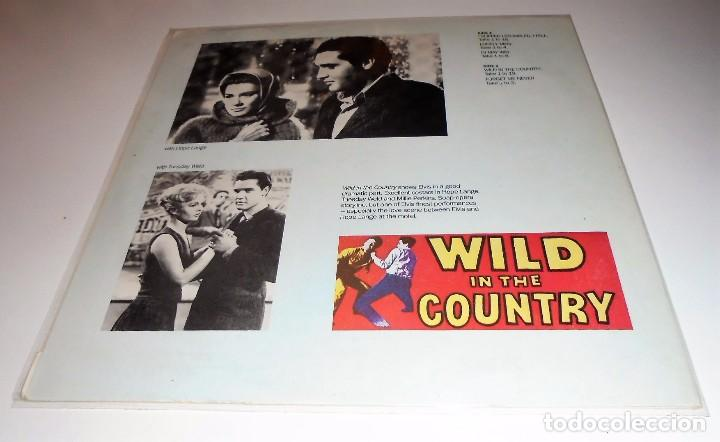Discos de vinilo: ELVIS PRESLEY - WILD IN THE COUNTRY - LP **SUPER DIFÍCIL** - Foto 2 - 103717415