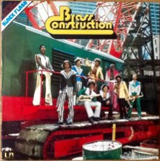 Discos de vinilo: BRASS CONSTRUCTION : BRASS CONSTRUCTION [ESP 1975]. Lote 103725727