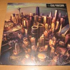 Discos de vinilo: LP FOO FIGHTERS SONIC HIGHWAYS SONY 2014 PRECINTADO. Lote 88178168