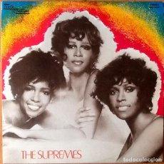Discos de vinilo: THE SUPREMES : TOUCH [ESP 1972]. Lote 103726455