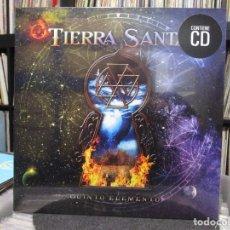 Discos de vinilo: TIERRA SANTA – QUINTO ELEMENTO . LP 2017 PRECINTADO. Lote 103726547