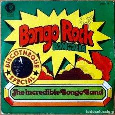 Discos de vinilo: THE INCREDIBLE BONGO BAND : BONGO ROCK [ESP 1973]. Lote 103727399