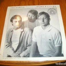 Discos de vinilo: THE KORGIS - DUMB WAITERS - LP ESPAÑA 1981 LP.........C. Lote 103731063