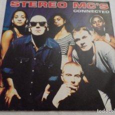 Discos de vinilo: STEREO MC S CONNECTED. Lote 103746351