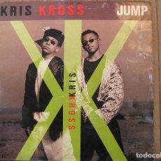 Discos de vinilo: KRIS KROSS – JUMP - COLUMBIA 1992 -- MAXI - P. Lote 103757567