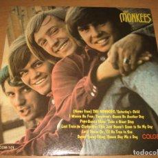 Discos de vinilo: LP THE MONKEES MEET THE MONKEES COLGEMS MONO AÑO 1966 USA. Lote 103759755