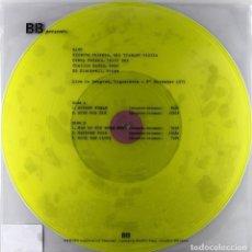 Discos de vinilo: ORNETTE COLEMAN * LP 180G * LIVE IN BEOGRAD YUGOSLAVIA 2-11-1971 * PRECINTADO * 500 COPIAS!!!. Lote 103760239