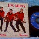 Discos de vinilo: EP LOS MILOS (CON BRUNO LOMAS) PITAGORAS + 3 1961 SPAIN DISCOPHON 17.121. Lote 103762479