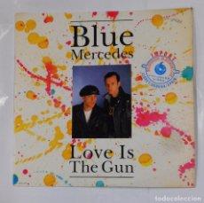 Discos de vinilo: BLUE MERCEDES - LOVE IS THE GUN. TDKDA21. Lote 103762511