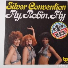 Discos de vinilo: SILVER CONVENTION - FLY, ROBIN, FLY. Lote 103763895