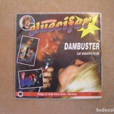 Discos de vinilo: GLUECIFER – DAMBUSTER - BAD AFRO RECORDS 1997 - SINGLE - P. Lote 103764803