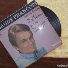 Discos de vinilo: CLAUDE FRANÇOIS. Lote 103770739