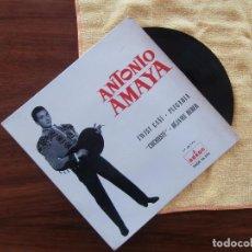 Discos de vinilo: ANTONIO AMAYA. Lote 103771115