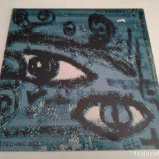 Discos de vinilo: TECHNO BEAT - ARE YOU READY / MAXI SINGLE IMPORT TEMAZOS RUTA DESTROY VALENCIA. Lote 103771331