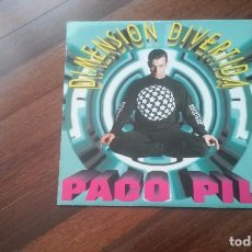 Discos de vinilo: PACO PIL-DIMENSION DIVERTIDA.MAXI ESPAÑA. Lote 103771915