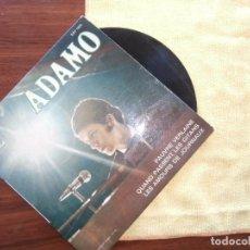 Discos de vinilo: ADAMO. Lote 103772951