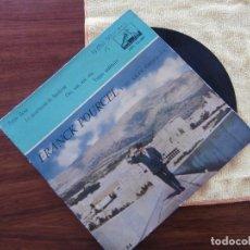 Discos de vinilo: FRANCK POURCEL. Lote 103773139