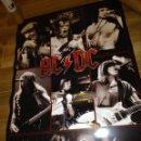 Discos de vinilo: ACDC POSTER GRANDE 90X60. Lote 103778403