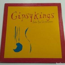 Discos de vinilo: GIPSY KINGS - SOLO POR TI (AMIWAWA). Lote 103778947