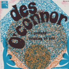 Discos de vinilo: DES 0'CONNOR / I PRETEND + 1 (SINGLE 1968). Lote 103781911