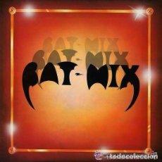 Discos de vinilo: BAT MIX - LP MIXED SPAIN 1989 - HOUSE, ACID, NEW BEAT. Lote 103787199
