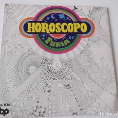 Discos de vinilo: FURIA - HOROSCOPO. Lote 103789739