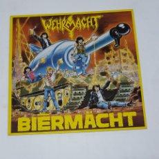 Discos de vinilo: WEHRMACHT. Lote 103805522