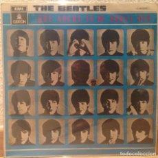 Discos de vinilo: THE BEATLES - QUE NOCHE LA DE AQUEL DÍA. Lote 103816183