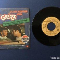 Discos de vinilo: GREASE. JOHN TRAVOLTA - OLIVIA NEWTON-JOHN.. Lote 103816263
