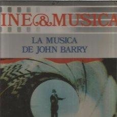 Discos de vinilo: MUSICA JOHN BARRY. Lote 103820699