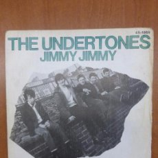 Discos de vinilo: THE UNDERTONES JIMMY JIMMY / MARS BARS - SINGLE EDICION ESPAÑOLA 1979 . Lote 103820723