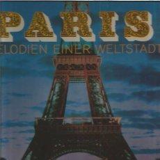 Discos de vinilo: PARIS MELODIAS. Lote 103823491