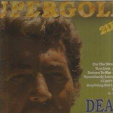 Discos de vinilo: DEAN MARTIN SUPERGOLD. Lote 103824063