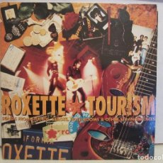 Discos de vinilo: ROXETTE - TOURISM - FUNDAS INTERIORES - 2 X LP - 1992 - SPAIN - NM+/EX-. Lote 103824963