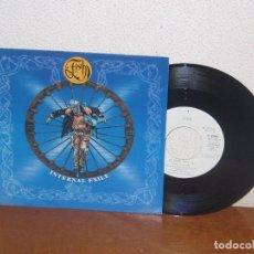 Discos de vinilo: FISH (MARILLION) 7' 'MEGA RARE VINTAGE GERMANY 1991. Lote 103829203