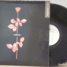 Discos de vinilo: LP	VIOLATOR - DEPECHE MODE LP	SANNI RECORDS	1990. Lote 103830899