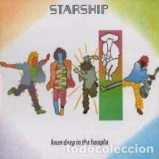 Discos de vinilo: STARSHIP (2) - KNEE DEEP IN THE HOOPLA (LP, ALBUM) LABEL:GRUNT (3) CAT#: FL-85488 . Lote 103836891