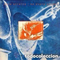 Discos de vinilo: DIRE STRAITS - ON EVERY STREET - LP VERTIGO SPAIN 1991. Lote 103837095
